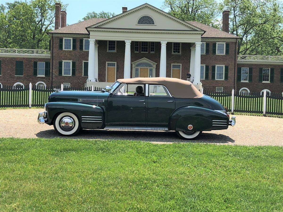 Cadillac 62 ^400 exemplaires v8 hydra-matic 1941 prix tout compris 1941