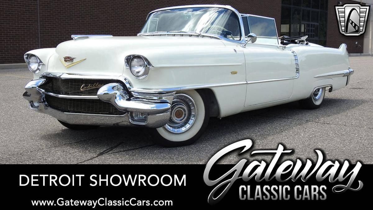 Cadillac 62 1956 prix tout compris 1956