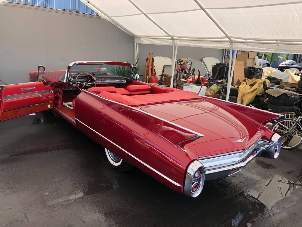 Cadillac 62 389 ci v8. 340hp 1960 prix tout compris 1960