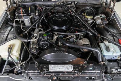 Cadillac Brougham Berlines