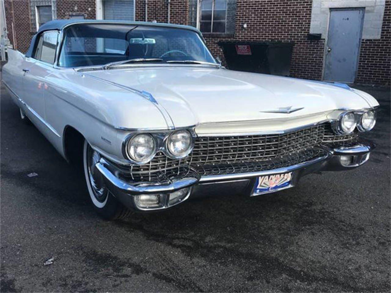 Cadillac DeVille Serie 62 1960 originale prix tout compris