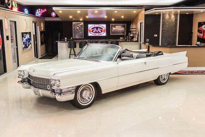 Cadillac DeVille Cabriolets