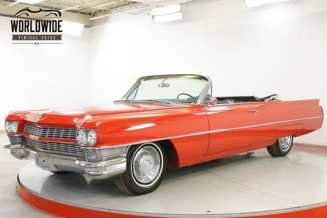 Cadillac DeVille 1964 prix tout compris 1964