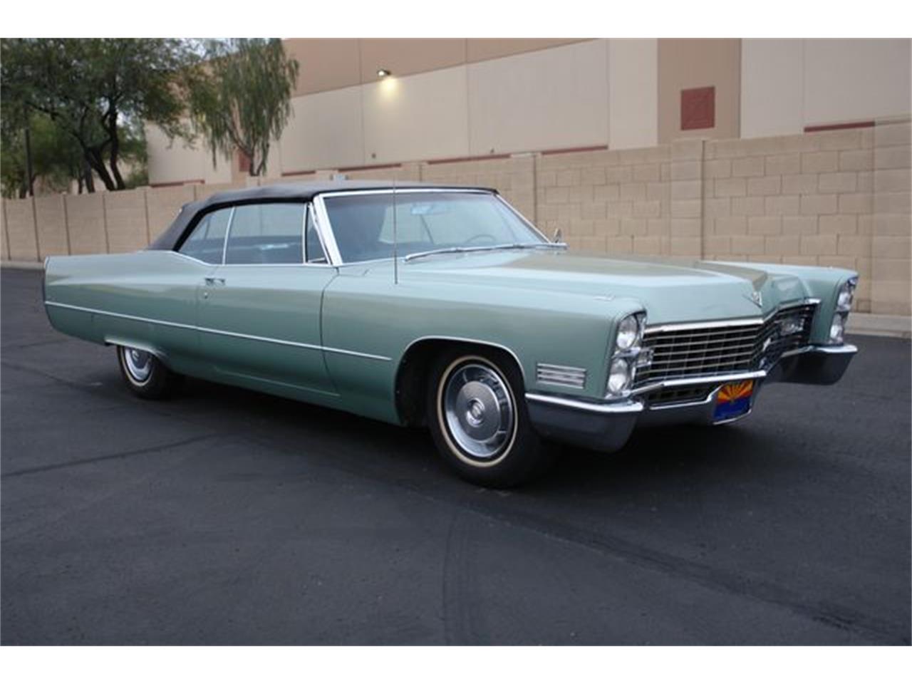 Cadillac DeVille 1967 prix tout compris 1967