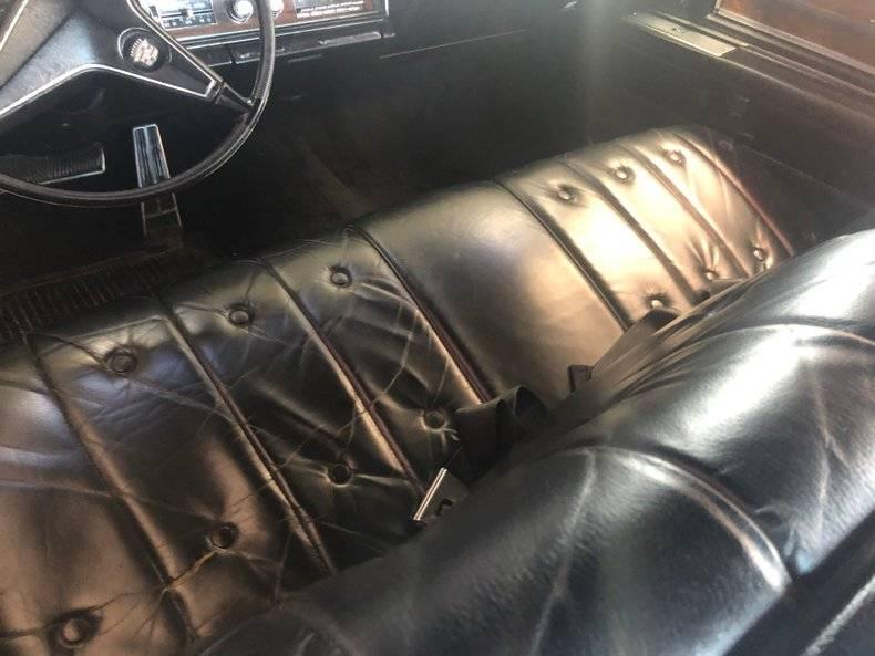 Cadillac DeVille 1968 prix tout compris