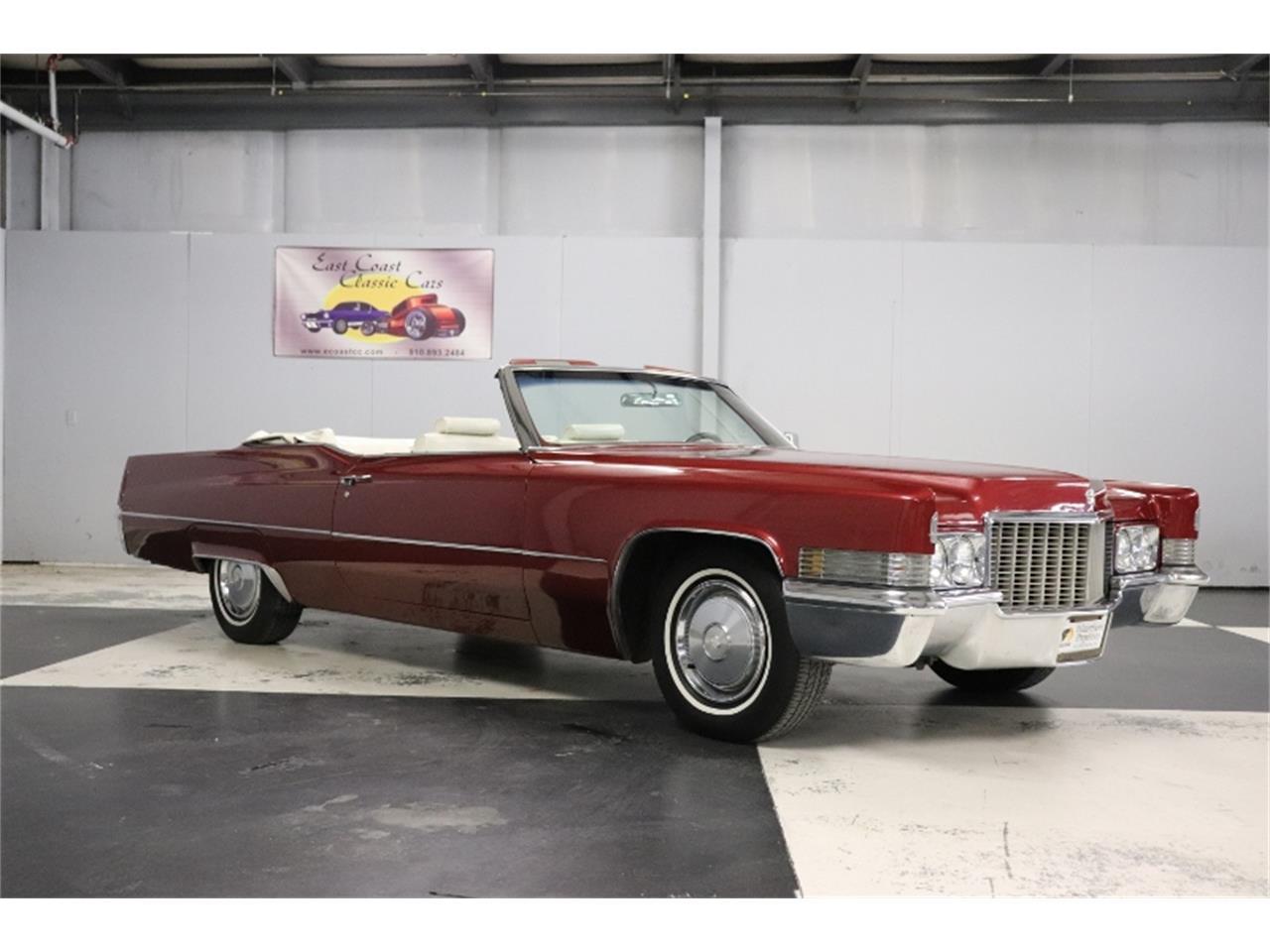Cadillac DeVille 1970 prix tout compris 1970