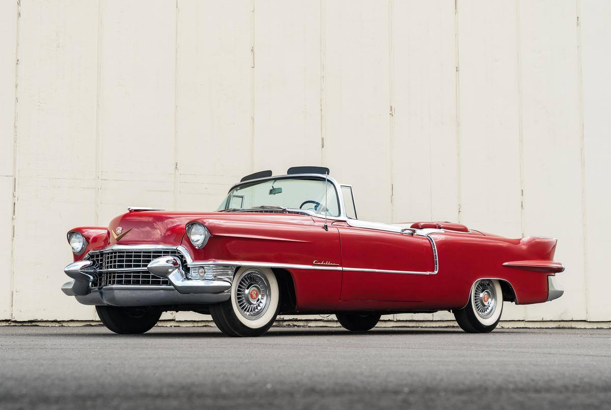 Cadillac Eldorado 1955 prix tout compris 1955