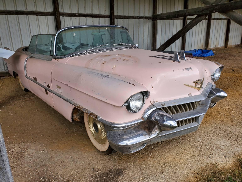 Cadillac Eldorado A restaurer 1956 prix tout compris 1956