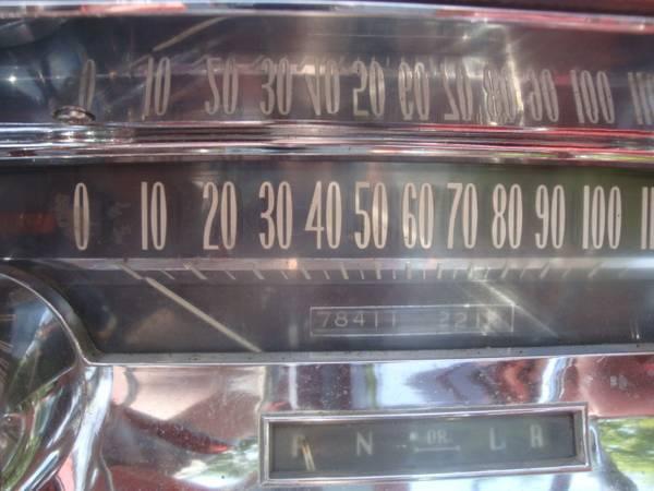 Cadillac Eldorado Biarritz 1957 prix tout compris