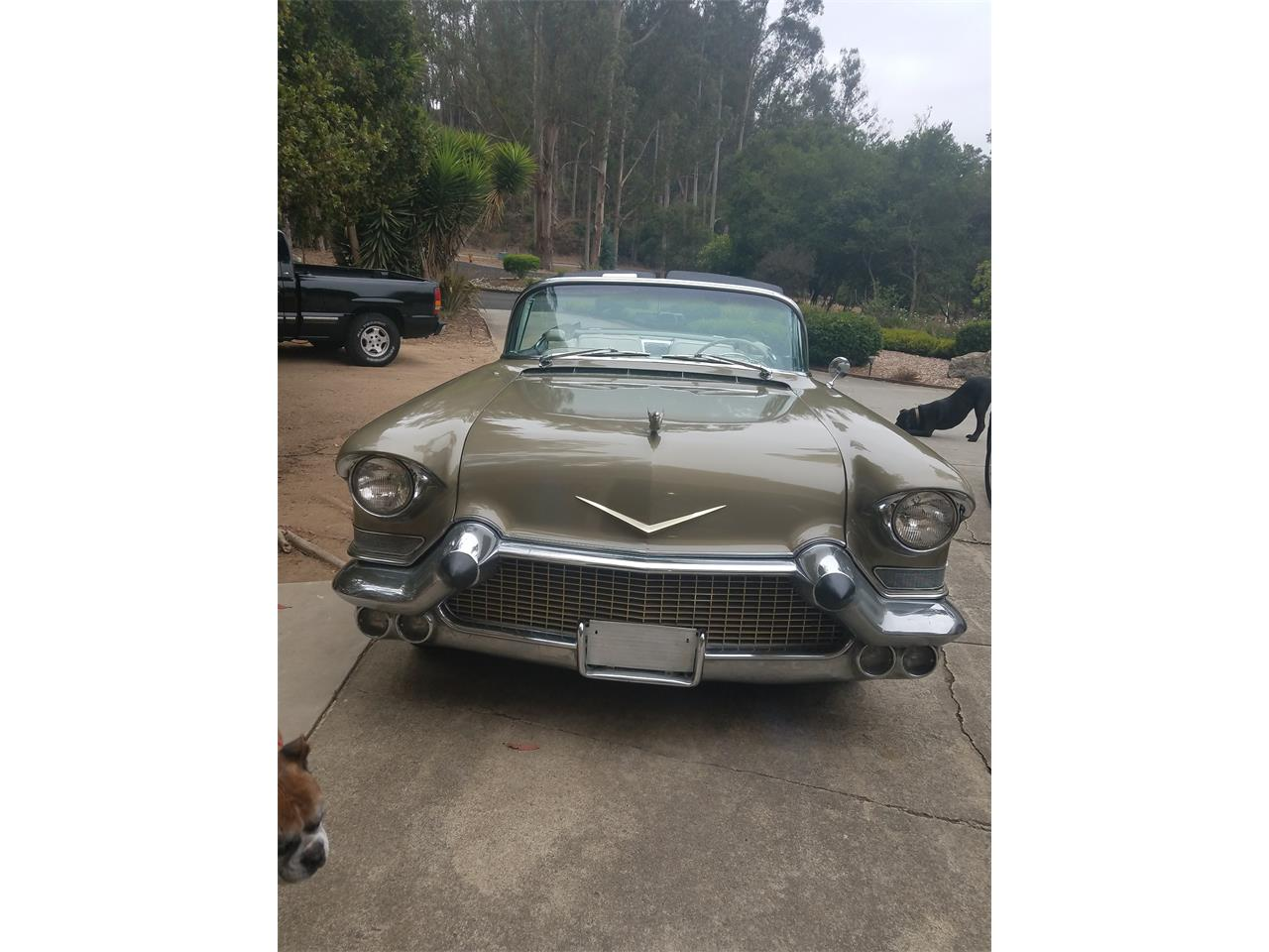 Cadillac Eldorado  Biarritz1957 prix tout compris
