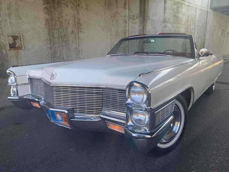 Cadillac Eldorado V8 1965 prix tout compris 1965