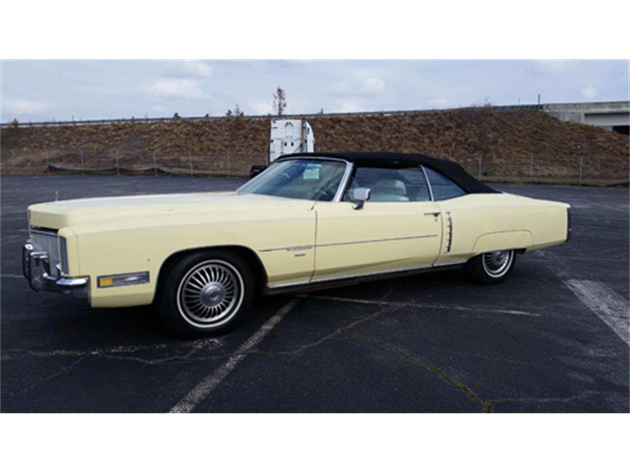 Cadillac Eldorado 1971 prix tout compris 1971
