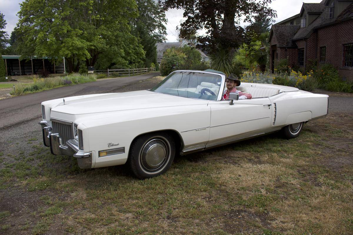 Cadillac Eldorado 1972 prix tout compris 1972