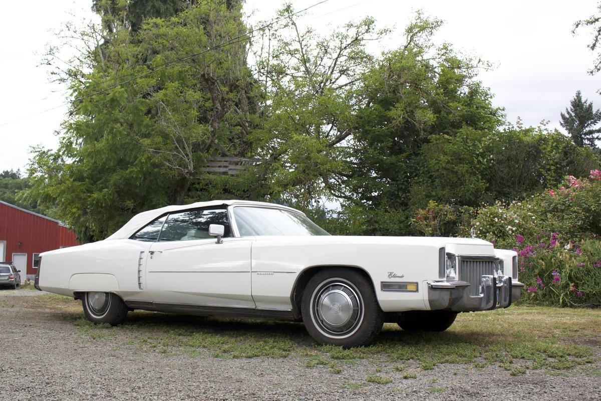 Cadillac Eldorado 1972 prix tout compris