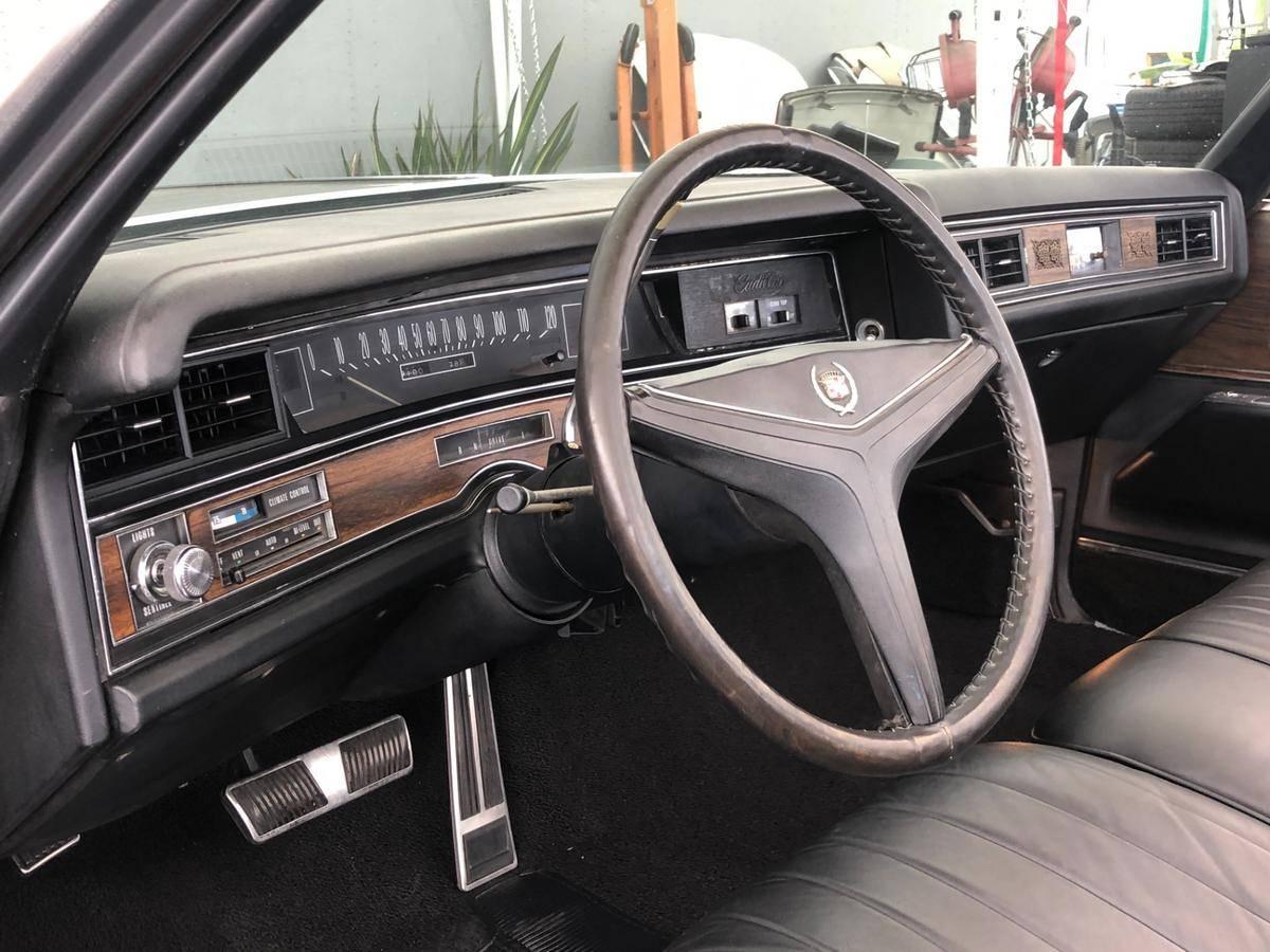 Cadillac Eldorado 500 ci v8,8.2l 1973 prix tout compris