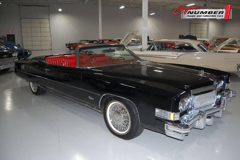 Cadillac Eldorado 500 1974 prix tout compris 1974