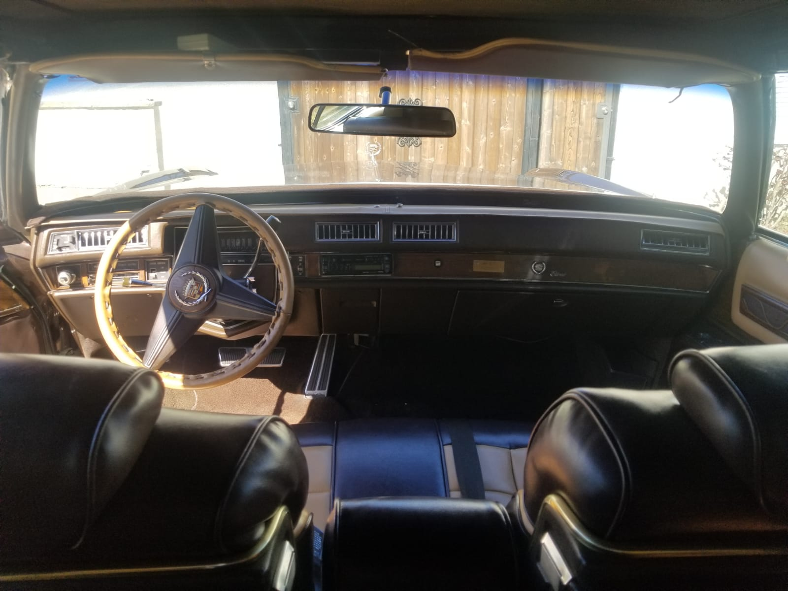 Cadillac Eldorado 1975 prix tout compris 1975