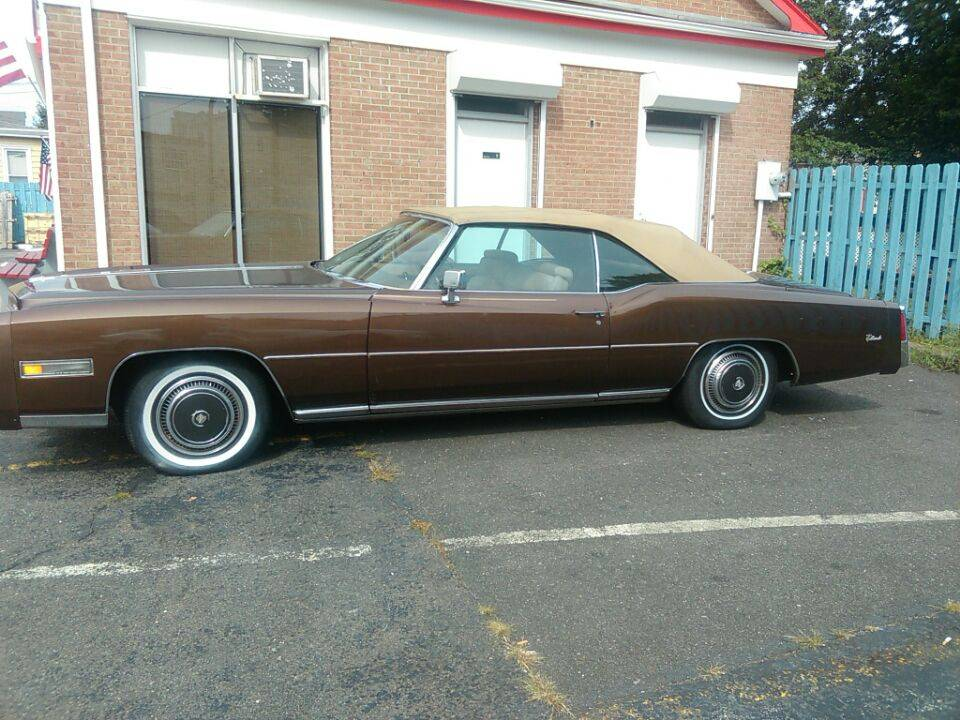 Cadillac Eldorado 1976 prix tout compris 1976