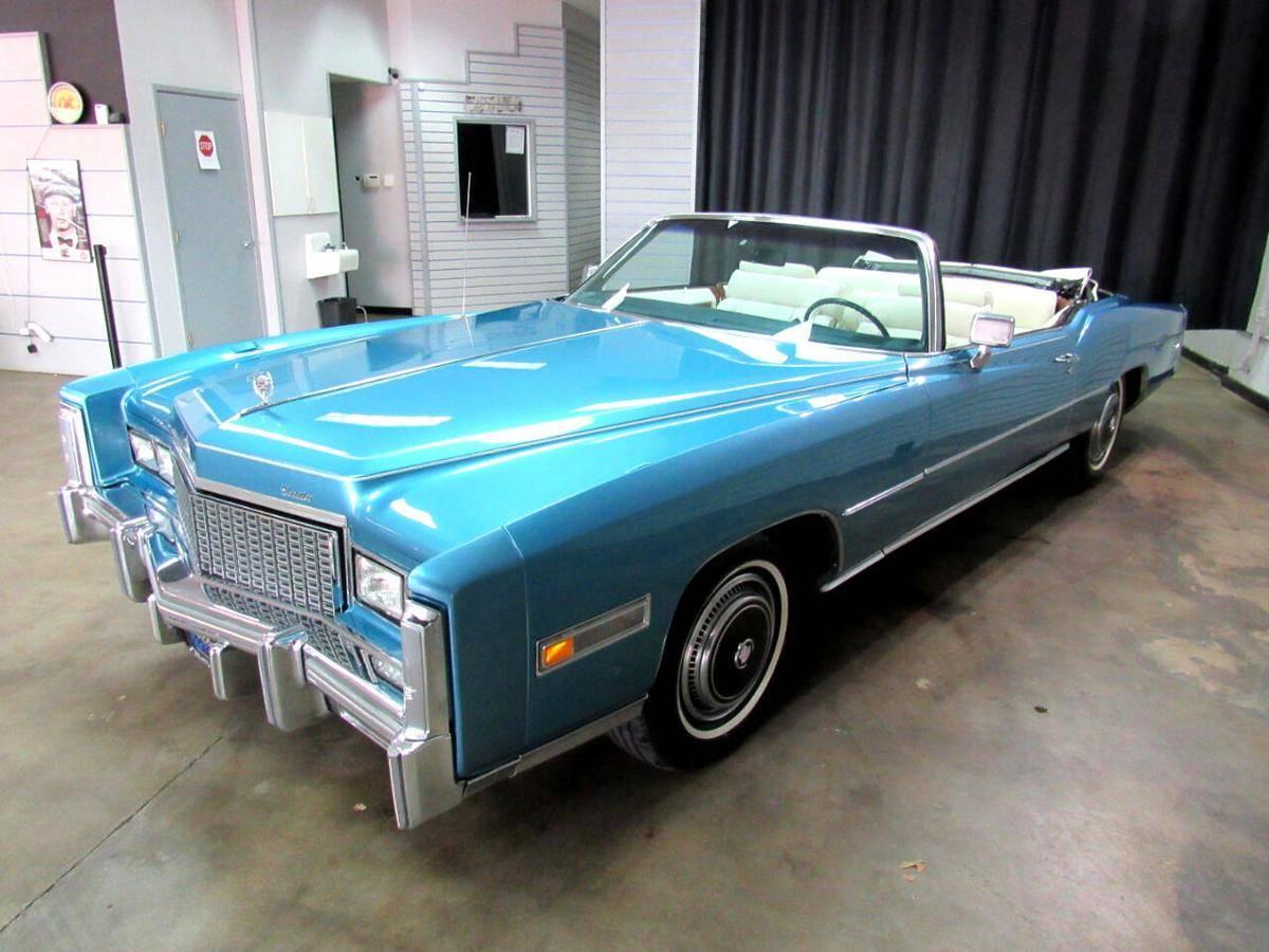 Cadillac Eldorado V8 1976 prix tout compris 1976
