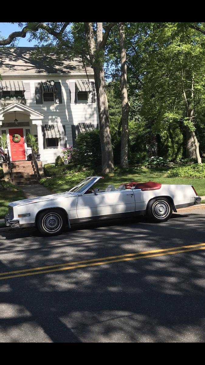 Cadillac Eldorado 1984 prix tout compris 1984