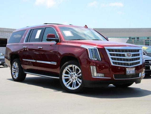 Cadillac Escalade ESV Premium luxury 2017
