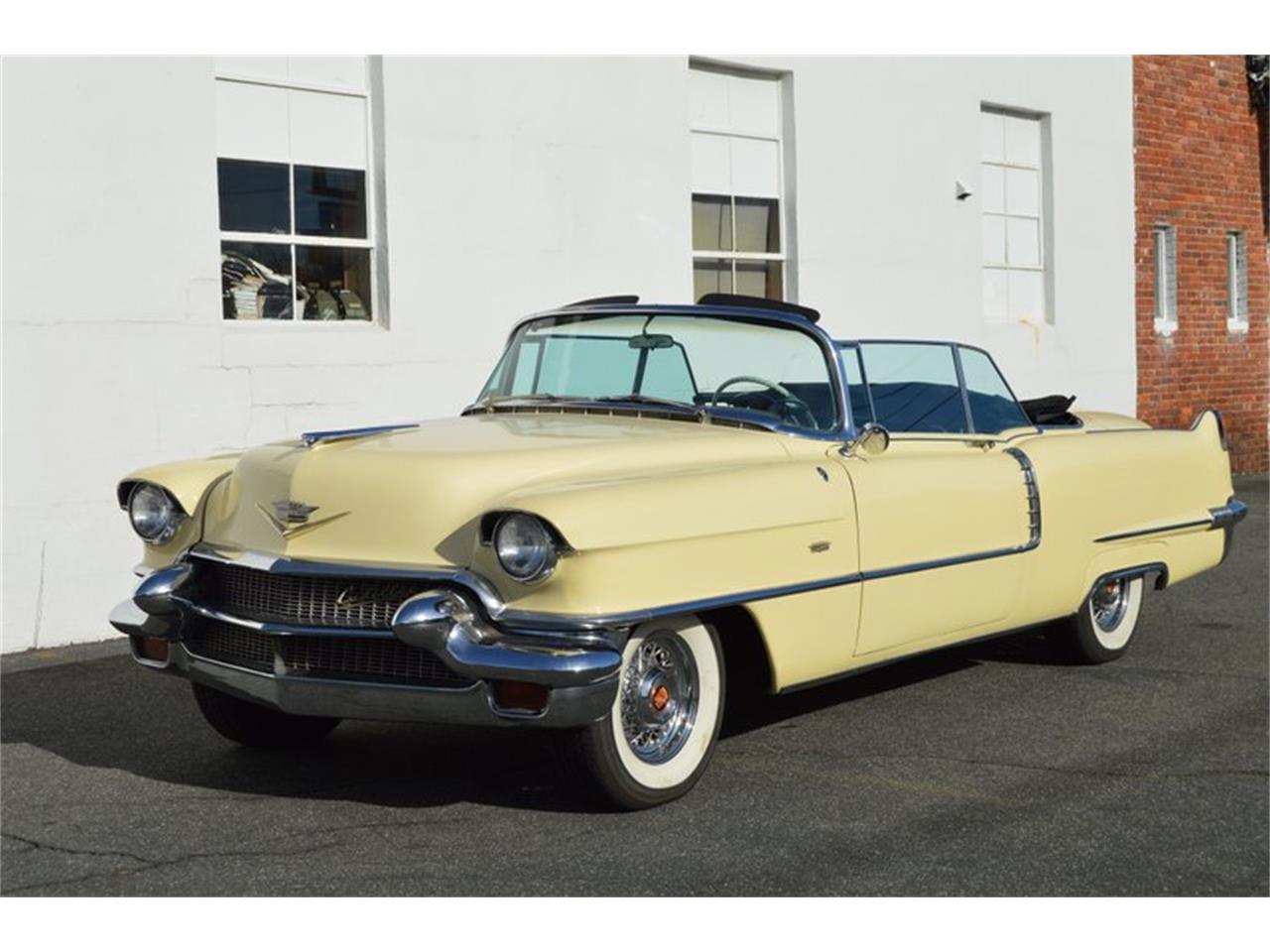 Cadillac Series 62 1956 prix tout compris 1956
