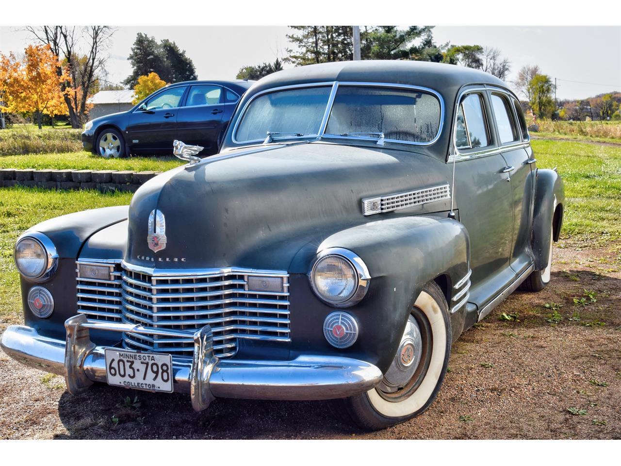 Cadillac Series 63 1941 prix tout compris 1941