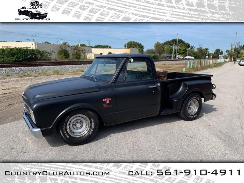 Chevrolet 1/2 Ton Pickups Importé 1967