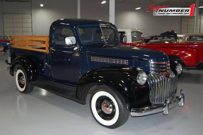 Chevrolet 3100 Prix tout compris 1946
