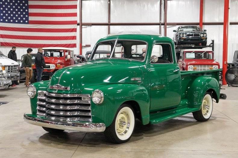 Chevrolet 3100 1949 prix tout compris 1949