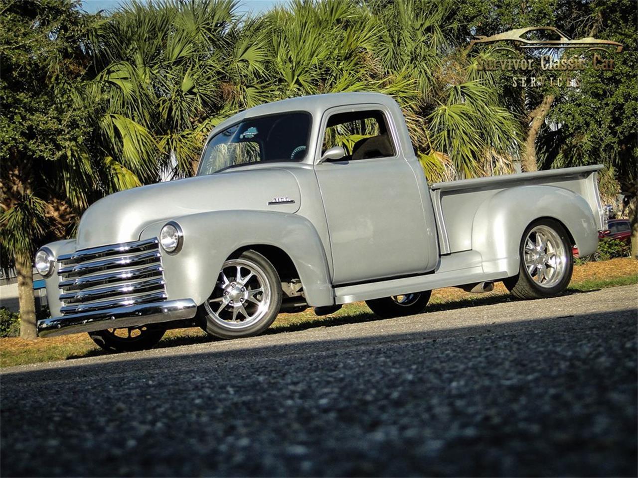 Chevrolet 3100 V8 1950 prix tout compris 1950