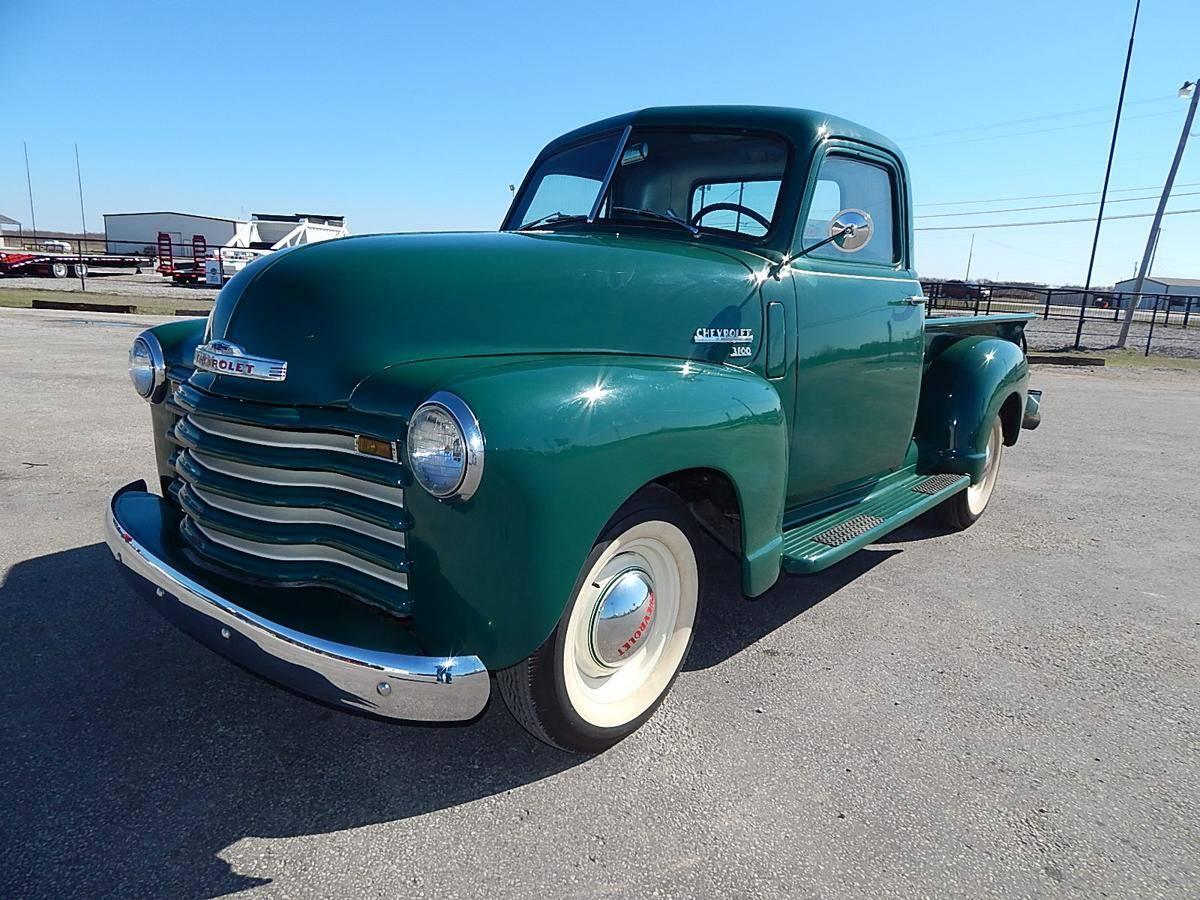 Chevrolet 3100 1950 prix tout compris 1950