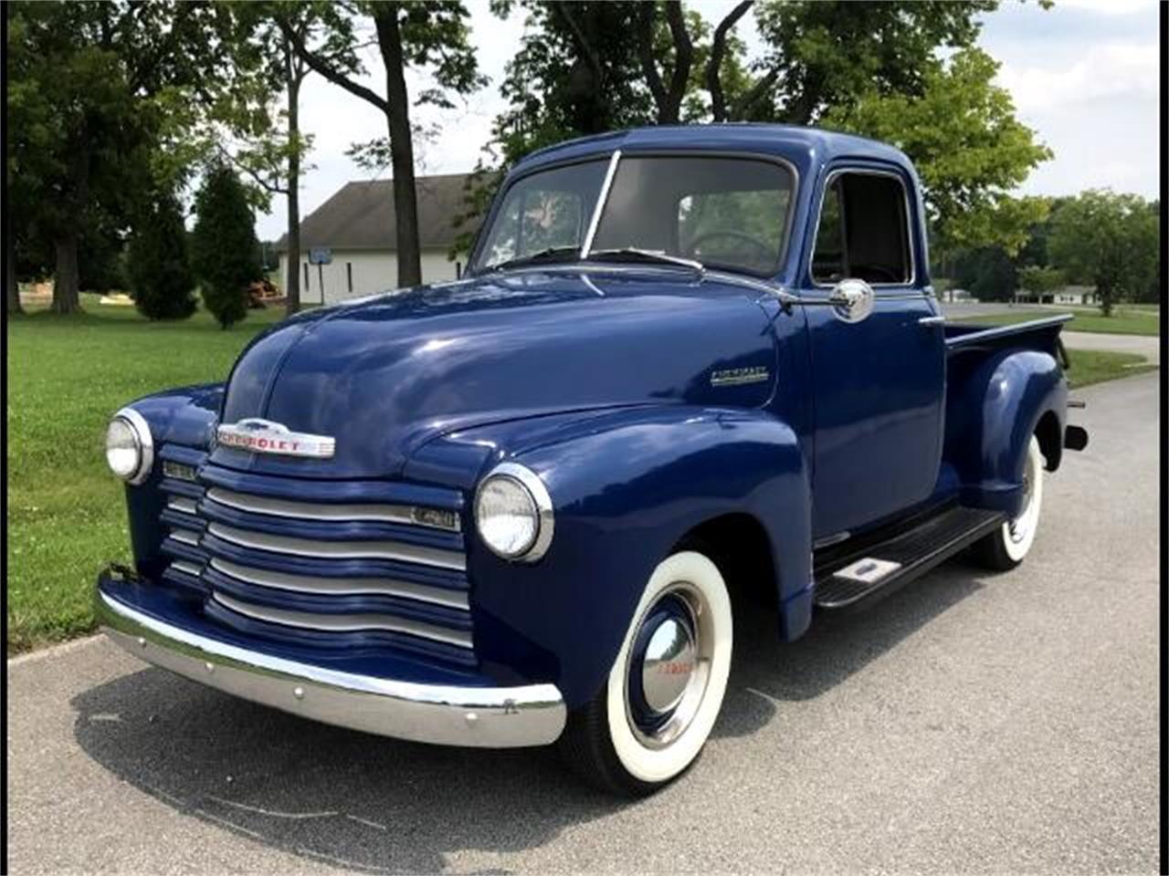 Chevrolet 3100 Pick up caisse courte de 1951 prix tout compris 1951