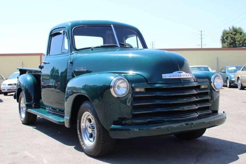 Chevrolet 3100 1952 prix tout compris 1952