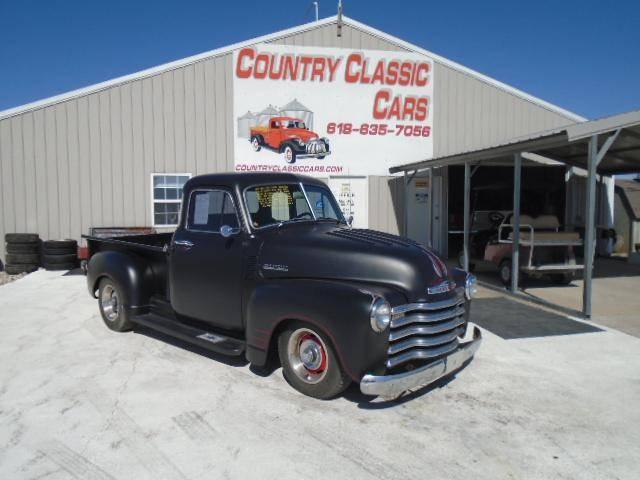 Chevrolet 3100 V8 1952 prix tout compris 1952