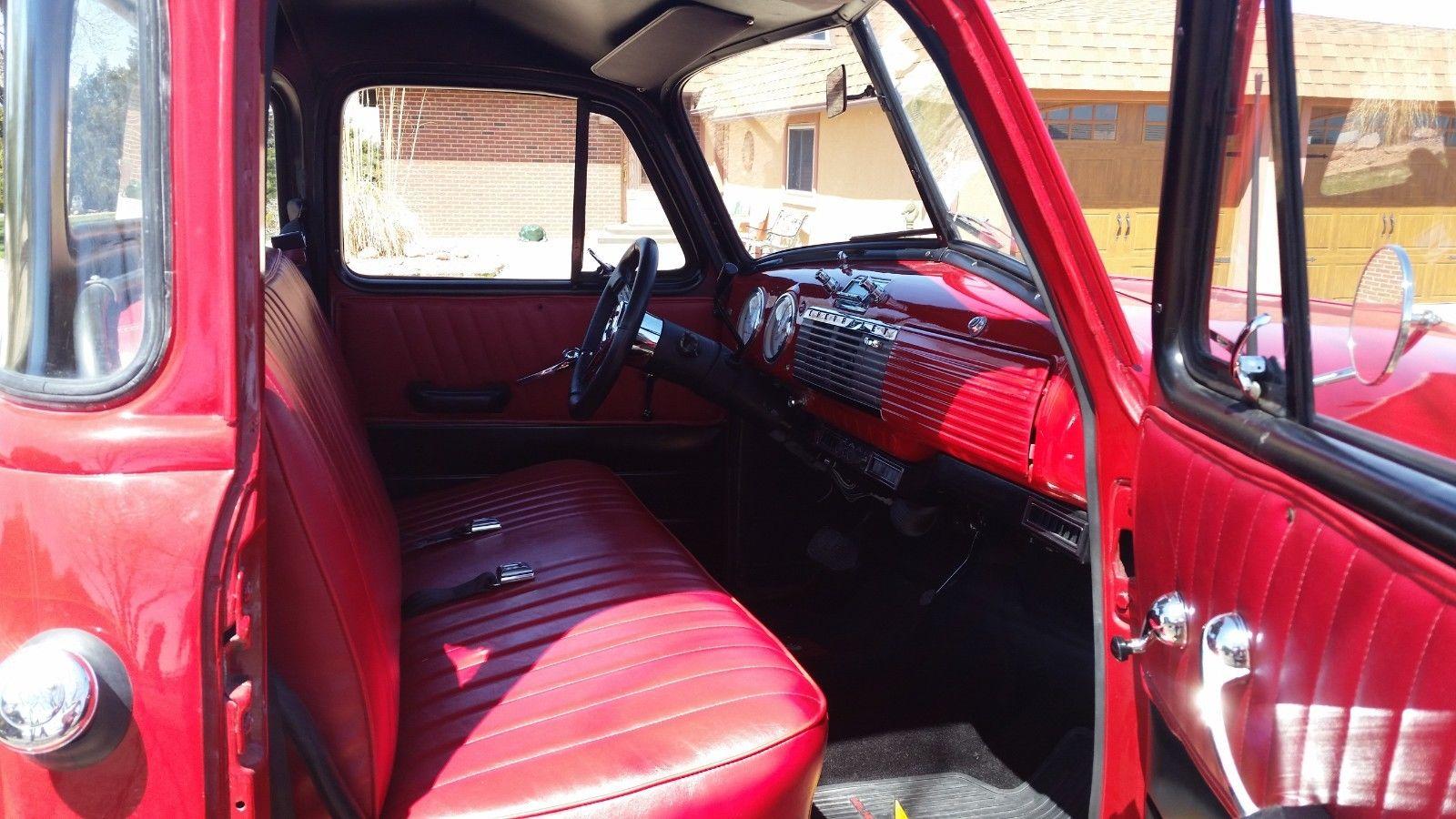 Chevrolet 3100 N.c.