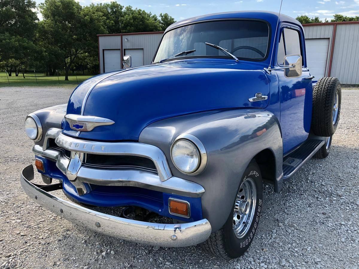 Chevrolet 3100 1955 prix tout compris 1955