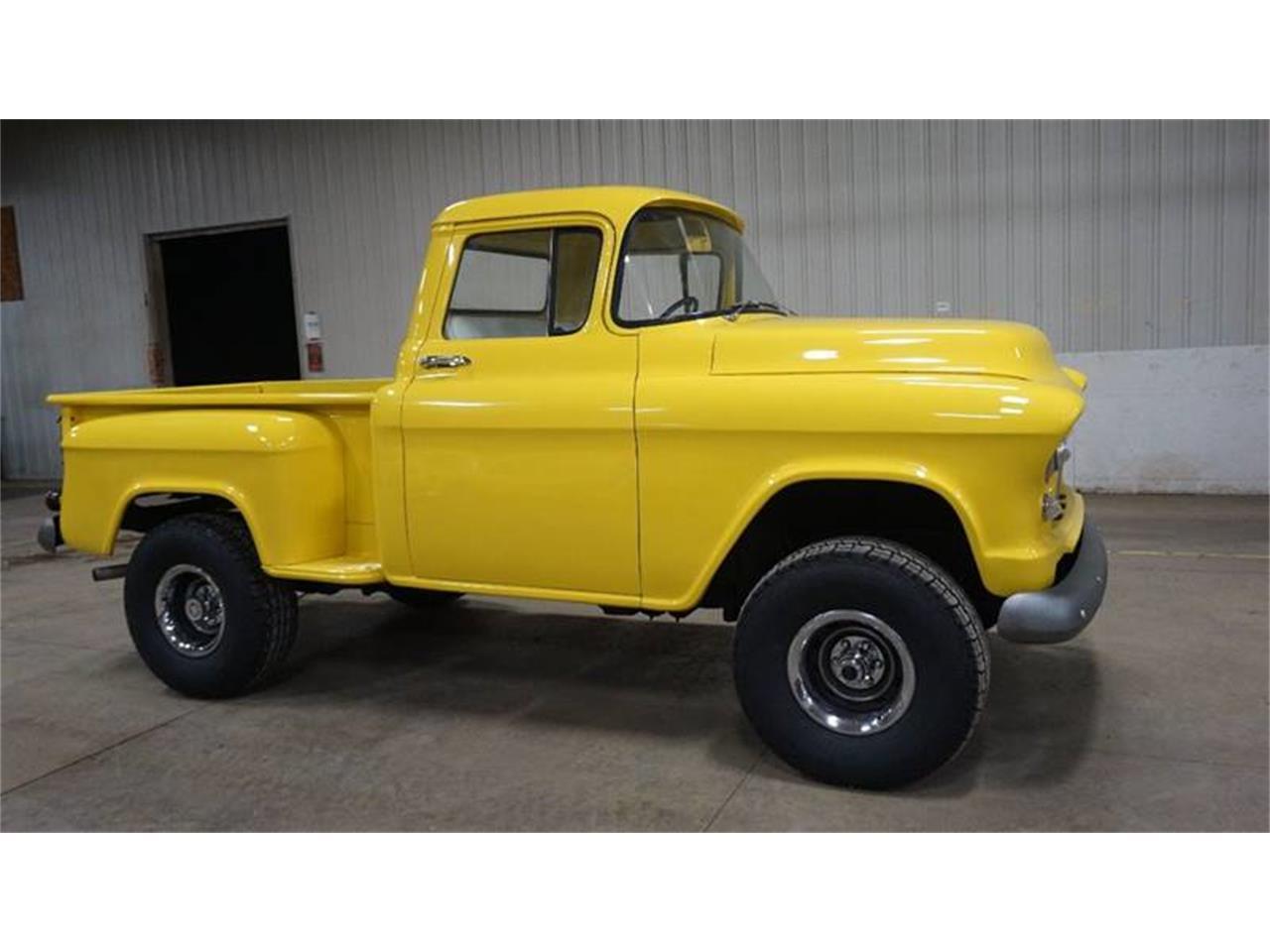 Chevrolet 3100 V8 454 1957 prix tout compris 1957