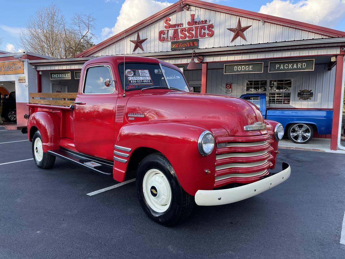 Chevrolet 3600 1949 prix tout compris 1949