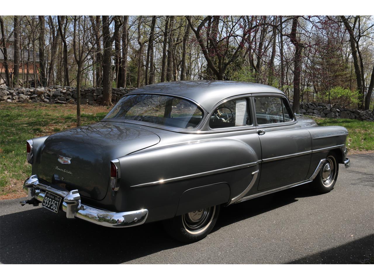 Chevrolet Bel Air Série 210 1954 prix tout compris