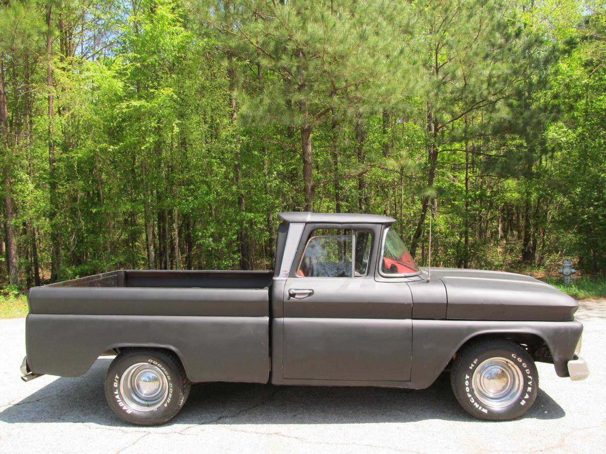 Chevrolet C10 350 v8 1960 prix tout compris 1960