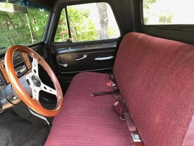 Chevrolet C10 V8 350 1966 prix tout compris