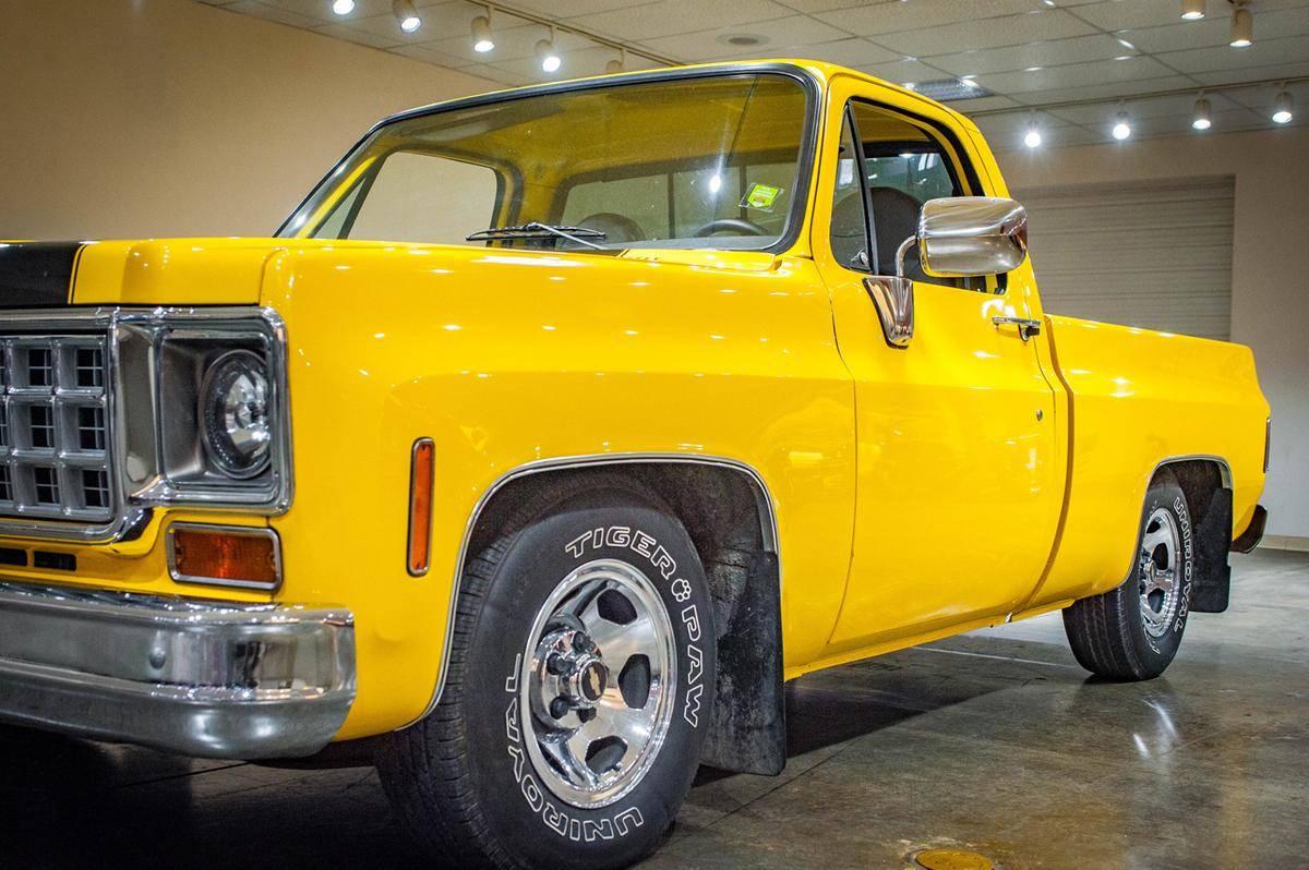 Chevrolet C10 350 v8 1973 prix tout compris 1973