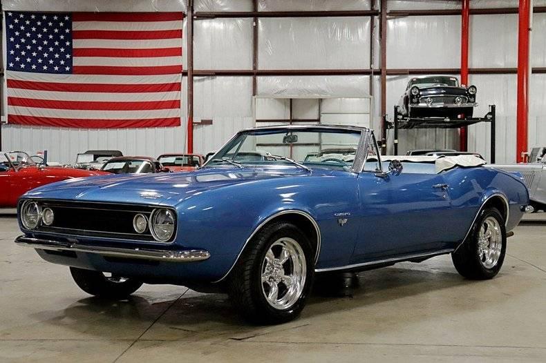 Chevrolet Camaro V8 1967 prix tout compris 1967