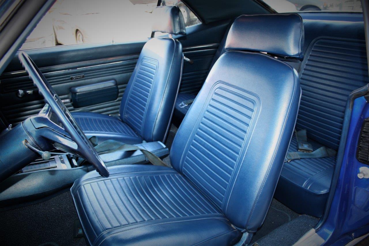 Chevrolet Camaro Dispo pontault v8 350 1969 prix tout compris