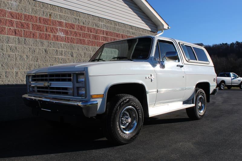 Chevrolet C/K 10 Blazer