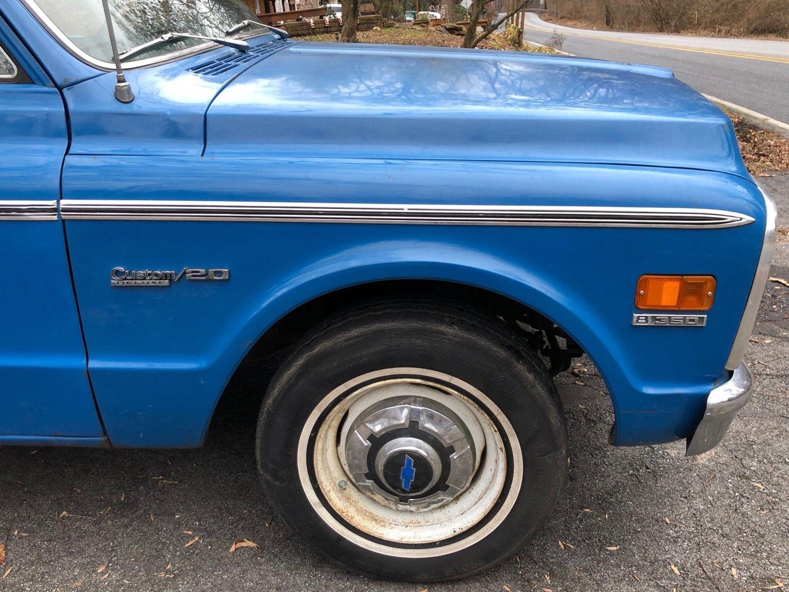 Chevrolet C/K Pickup 2500 Highlander