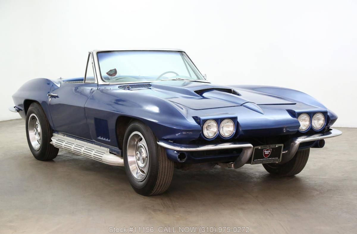 Chevrolet Corvette Cabriolet v8 327 1964 prix tout compris