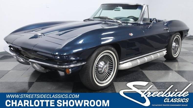 Chevrolet Corvette Prix tout compris 1964