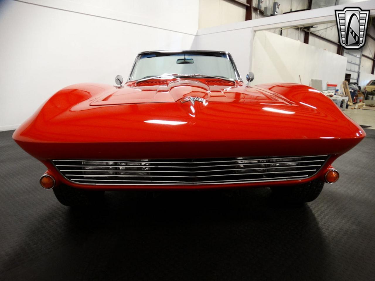 Chevrolet Corvette V8 327 1964 prix tout compris 1964